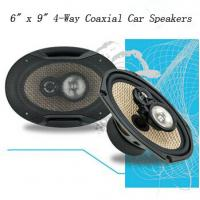 Quality Soy-W Series Coaxial Car Speakers for sale
