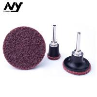 Wholesale TS Abrasive Sanding Discs , Flax Nylon Red  3m 2 Sanding Discs Automobile Polishing from china suppliers
