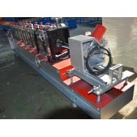 Wholesale 12-15m/min Chain Drive Storage Rack  Support Upright Making  Machine / Pallet Rack Making Machine Customized from china suppliers