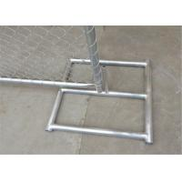 """Quality 6'x12' ,8foot x 12foot construction chain link fence panels  2⅜""""x2⅜""""(60mmx60mm) 2½""""x2½""""(63mmx63mm) Tubing 16ga x1⅝""""42mm for sale"""
