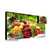 Wholesale Built - In 3D Noise Reduction 4K Video Wall Vertical Video Wall FHD 3840 * 2160 LCD Screen from china suppliers