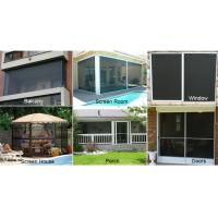Wholesale insect proof fiberglass door screen/window screen/fiberglass mosquito net from china suppliers