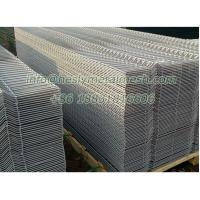 Wholesale WM04 PVC coated welded wire mesh panels for security fence from china suppliers