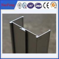 Wholesale Aluminium extrusion for wardrobe/cabinet/window and door,aluminium profile furniture from china suppliers
