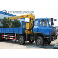 Wholesale Dongfeng 12 Ton 12 Wheeler XCMG Lifting Heavy Duty Crane Truck 8 X 4 from china suppliers
