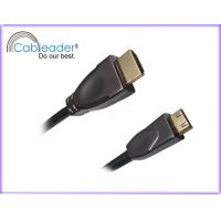 Wholesale Heavy-duty triple-layer shielding rejects EM and RF interference Mini HDMI Cables from china suppliers