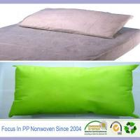 Wholesale Dyed Pattern and Nonwoven Technics spunbond pillow cover from china suppliers