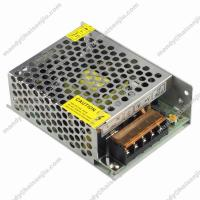 Wholesale AC to DC 12V 5A Iron Case RGB LED Power Supply With CE Approval from china suppliers