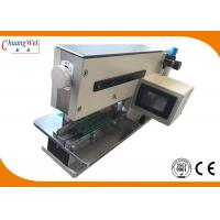 Wholesale Guillotine Type PCB Cutting Machine for Metal Board With Linear Blades from china suppliers