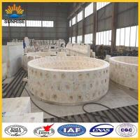 Wholesale Premium Quality with Low Price Fused Cast AZS Refractory Brick from china suppliers
