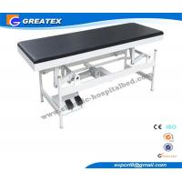 Wholesale Flat Electric Examination Couches , Medical Exam Beds With PU cushion from china suppliers