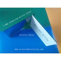 Wholesale 1.8mm clear aluminum mirror glass, clear aluminum mirror float glass,clear aluminum mirror from china suppliers