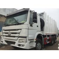 Wholesale SINOTRUK Compressed Refuse Collection Trucks 15-16 CBM 290HP ZZ1167M4611 from china suppliers