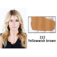 Wholesale Organic Permanent Makeup Ink Pigment , Yellow Brown Safe Tattoo Ink from china suppliers
