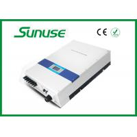 Wholesale Wide Voltage 250 To 880vdc On Grid Solar Inverter 10kw Transformerless With MPPT from china suppliers