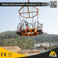 Wholesale KP315A Hydraulic Pile Breaker / Cutter with 13 modules concrete machine from china suppliers