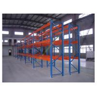Wholesale Heavy Duty Storage Pallet Racking Shelves System with Powder Coating from china suppliers