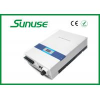 Wholesale Waterproof IP65 50Hz / 60Hz grid tie solar inverters 360V - 440V With LCD display from china suppliers