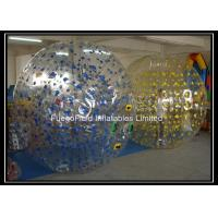 Wholesale PVC , TPU Inflatable Hamster Balls For Humans Inflatable Ball Suit from china suppliers