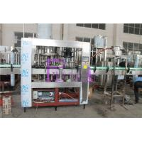 Wholesale SUS316L Bottle Filling Machine Monoblock 2 In 1 De - Foaming Device Installed from china suppliers