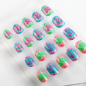 Wholesale So natural Caviar design Fake Toe Nails , artistic charm Fake nail from china suppliers
