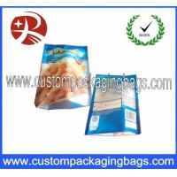 Wholesale Three Side Sealed PA Nylon Laminated Food Grade Plastic Bags For Frozen Food Packing from china suppliers