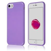 Quality Flexible TPU IPhone 6 Protective Cases Full Glossy Soft Touch Slim - Fit for sale