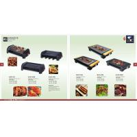 Wholesale Smokeless bbq grill for indoor, no smoke electric bbq grills 878 from china suppliers