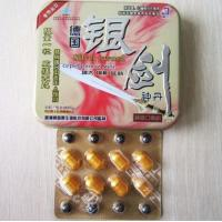 Wholesale Effective Men Sexual Enhancement Pill / Penis Enlargement Capsule GMP from china suppliers