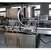 Wholesale Custom Ketchup Glass Bottle Filling Machine Liquid Filling Line Equipment from china suppliers