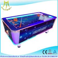 Wholesale Hansel small indoor air hockey machine kids entertainment game machine from china suppliers