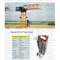 Wholesale 500kg SC50 Building Hoist Special Lift for Tower Crane Use Manufacturer from china suppliers