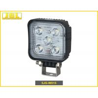 Quality Professional 15W Cree Led Work Light , Mini Led Spotlight 9 - 32v for sale