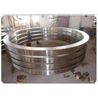 Wholesale CK45 / 1.1191 / C45E / SAE1045 Seamless Forged Ring For Pivoting Support from china suppliers