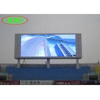 Wholesale HD Led Video Facade P10 Full Color Smd IP65 Stadium LED Display 320mm X160mm from china suppliers