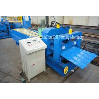 Wholesale Double Press Glazed Step Tile Roll Forming Machine With 16 Forming Station from china suppliers