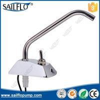 Quality Sailflo 12V  4.3LPM diaphragm pressure water pump + electric faucet for sale