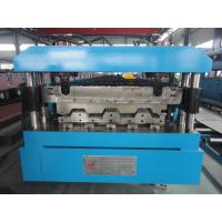 Wholesale Manual / Hydraulic Floor Deck Roll Forming Machine 22KW 26 Stations from china suppliers