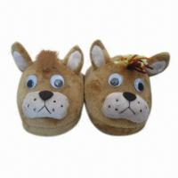 Wholesale BB Slippers in Polar Fleece, Eco-friendly from china suppliers