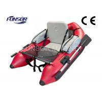 Wholesale Small Dinghy Belly Inflatable Pontoon Fishing Boat Single Person Inflatable Boat from china suppliers