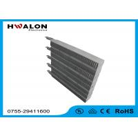 Wholesale Physical Treatment Wind Speed 4 M / S Electric PTC Heater With Surface Temp. 230 ℃ from china suppliers