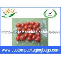 Wholesale Copperplate Nylon Material Vacuum Seal Food Bags With 3 Side Seal from china suppliers