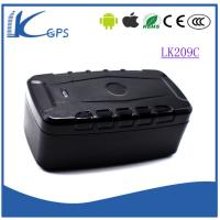 Wholesale software gps tracker with standby 240 days---Black LK209C from china suppliers