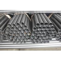 Wholesale Q235B, Q345B, S235, S355, ST37, ST52 Welded ERW Steel Pipes, Structural Steel Pipe ASTM A53, A106, DIN1626, 2448, JIS from china suppliers