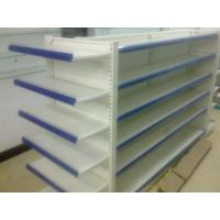 Buy cheap Metal Durable adjustable customized size Gondola Display Racking for Supermarket from wholesalers