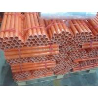 Wholesale OEM/ODM FRP Fiberglass reinforced plastic pipe / tube , CR XCR VE Type from china suppliers