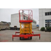 Quality 10 Meters heavy duty Mobile Scissor Lift for sale