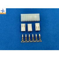 Wholesale Brass Terminals 3.96mm Pitch Crimp Connector Pcb Connectors Wire To Board Connector from china suppliers