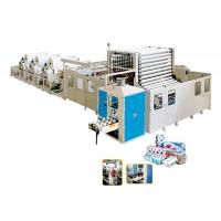 Wholesale 0.5-0.8 MPa Tissue Paper Making Machine With Closed Loop Frequency Conversion Control System from china suppliers