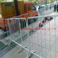Wholesale Crowd Control Barriers /Temporary Fence Removable Fence from china suppliers